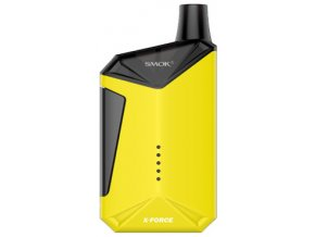 smok smoktech x force aio elektronicka cigareta 2000mah zluta yelow