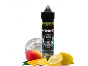 prichut monkey liquid monkey sperm recky jogurt s ovocem