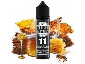 prichut flavormonks tobacco bastards 11 dark honey 12ml