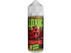 prichut toxic shake and vape 15ml rampage