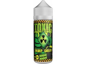 prichut toxic shake and vape 15ml sharp green