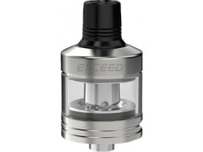 joyetech exceed d22c clearomizer silver stribrny