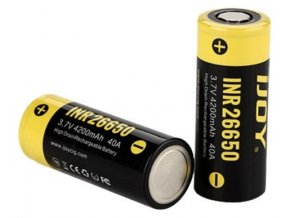 baterie ijoy imr 26650 4200mah 40a 37v