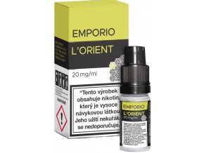 e liquid emporio salt lorient 10ml 20mg