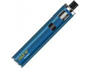 aspire pockex aio elektronicka cigareta 1500mah blue modra