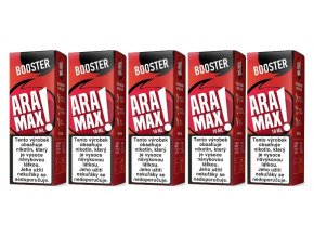 aramax booster 5x10ml pg50vg50 20mg