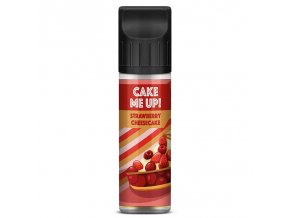prichute cake me up strawberry cheesecake shake and vape 20ml
