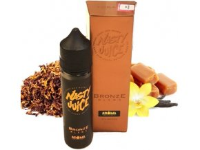 tabakova prichut nasty juice tobacco sv 20ml tobacco bronze