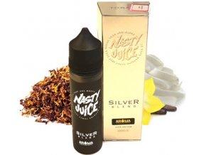 premiova prichut nasty juice tobacco sv 20ml tobacco silver
