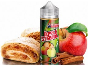 prichut pj empire shake and vape signature line 30ml apple strudl