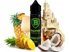 prichut bozz shake and vape 15ml caribbean sun