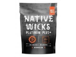 organicka vata nativewicks platinum +