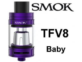 clearomizer smok smoktech tfv8 baby 3ml