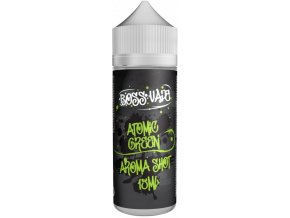 prichut boss vape shake and vape 15ml atomic green