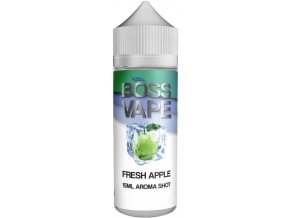 prichut boss vape shake and vape 15ml fresh apple