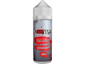 prichut boss vape shake and vape 15ml red affair