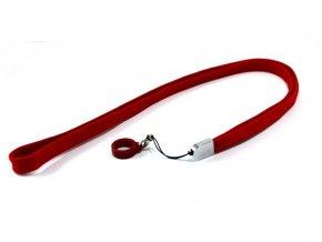 Šňůrka na krk pro elektronické cigarety eGo (červená)