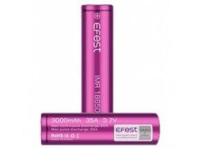 efest baterie 35a 18650 3000mah