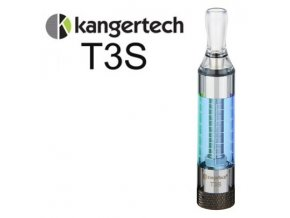 clearomizer kangertech t3s 3ml modry blue