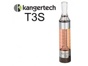 clearomizer kangertech t3s 3ml cerveny red