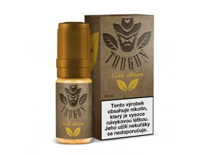 tabakovy e liquid tobgun gold 10ml