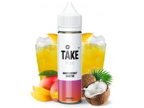 prichut provape take mist shake and vape mango coconut smoothie 20ml