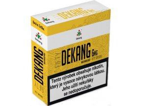 nikotinova baze dekang fifty 5x10ml pg50 vg50 6mg