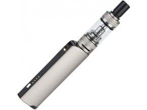 justfog q16 pro elektronicka cigareta 900mah stribrna silver
