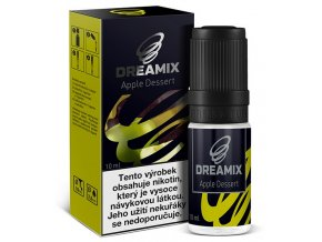 e liquid dreamix apple dessert 10ml