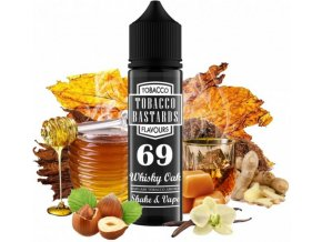 prichut flavormonks tobacco bastards shake and vape 12ml no69 whiskey oak