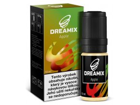 e liquid dreamix apple jablko 10ml