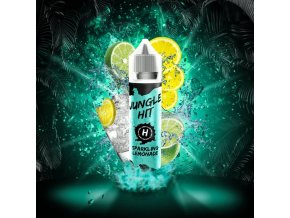 prichut jungle hit shake and vape 12ml sparkling lemonade