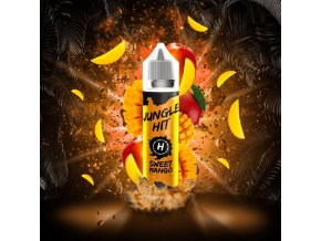 prichut jungle hit shake and vape 12ml sweet mango