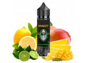 prichut monkey tropical monkey citrusovy mix s mangem 12ml