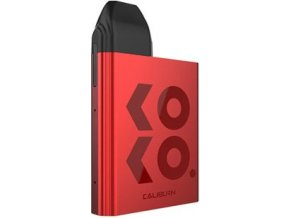 uwell caliburn koko elektronicka cigareta 520mah cervena red