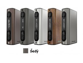 iSmoka-Eleaf iPower TC 80W grip 5000mAh šedý