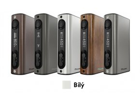iSmoka-Eleaf iPower TC 80W grip 5000mAh bílý