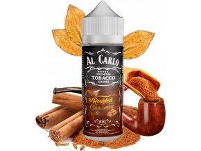 prichut al carlo shake and vape 15ml roasted cinnamon