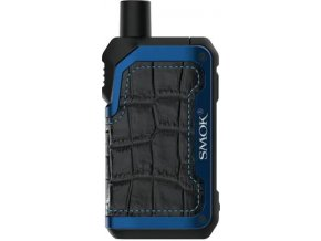 smoktech alike tc40w grip full kit 1600mah matte blue