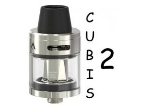 clearomizer cubis 2 3,5ml stribrny