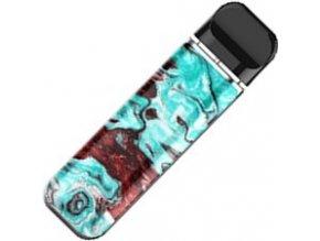 smoktech novo 2 elektronicka cigareta 800mah blue brown