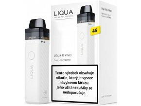 liqua 4s vinci grip 1500mah white bily