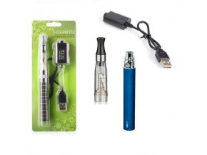 Elektronická cigareta eGo-CE4 900mAh modrá 1ks