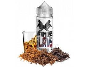 prichute infamous slavs bourbon tobacco 20ml