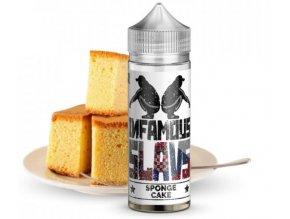prichute infamous slavs sponge cake 20ml