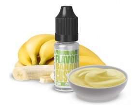 prichut infamous liqonic banana custard 10ml