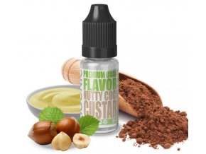 prichut infamous liqonic nutty cocoa custard 10ml