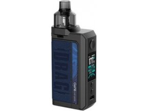 voopoo drag max 177w grip full kit galaxy blue modry