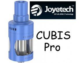 Joyetech CUBIS Pro Clearomizér 4ml modrý