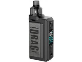 voopoo drag max 177w grip full kit vintage grey sedy